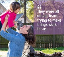 Families start at ARC