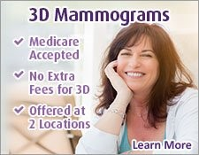 3D Mammograms Now Available