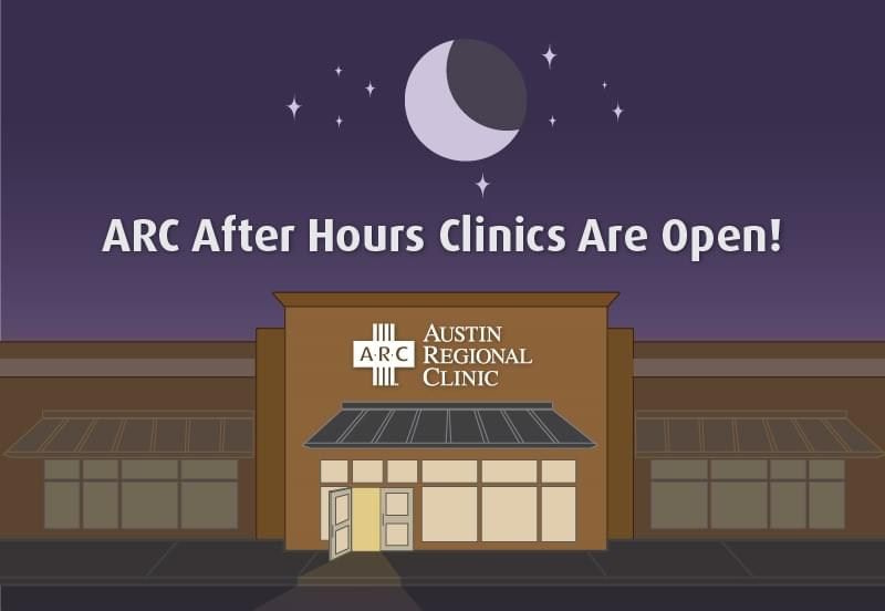 ARC After Hours Clinic  - Urgent Health Problems