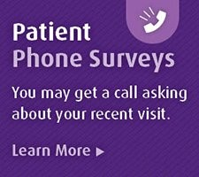Patient phone survey