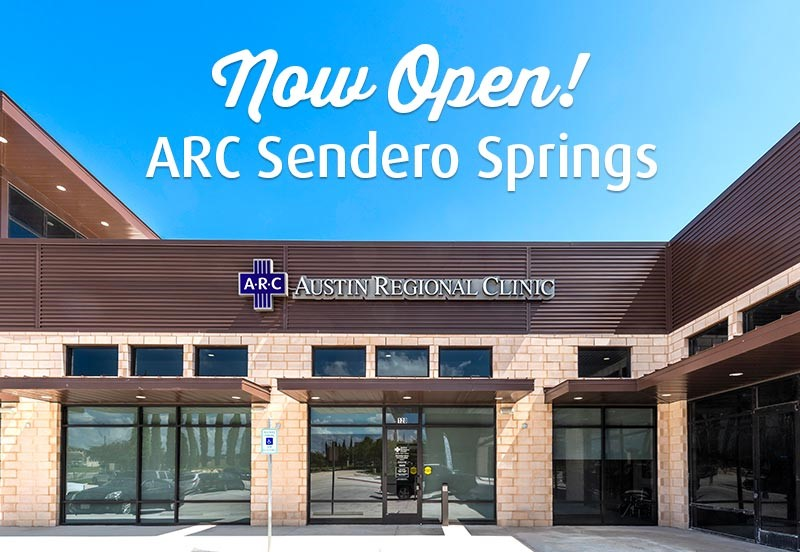 Austin Regional Clinic Opens New Location in Round Rock
