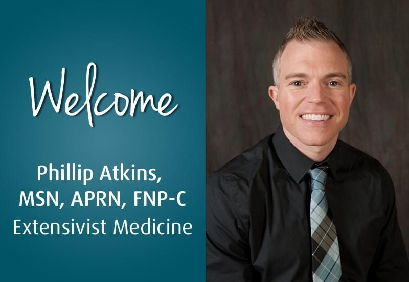 Phillip Atkins - Extensive Medicine - Medical Home - News