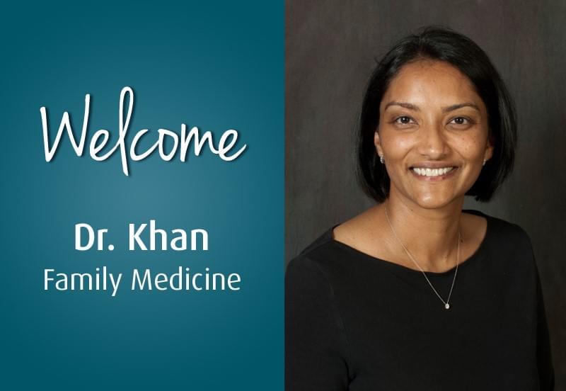 Dr. Afreen Khan - Family Medicine