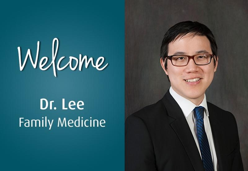 Jonathan Lee, MD - Family Medicine - ARC South 1st