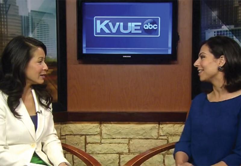 Dr. Hana Zibdeh-Lough - Pediatrics - KVUE-TV - FluMist