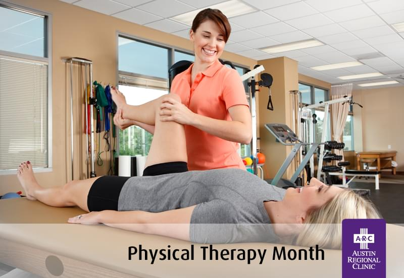 Health Holiday, Physical Therapy