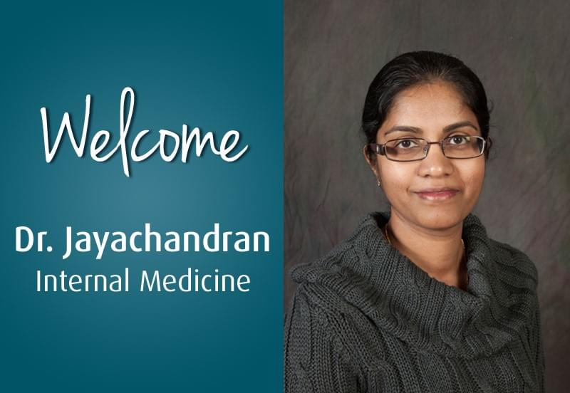 Dr. Archana Jayachandran - Internal Medicine