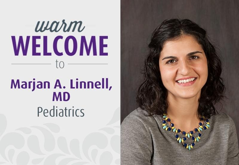 Dr. Marjan Linnell - Pediatrics - ARC Kyle Plum Creek