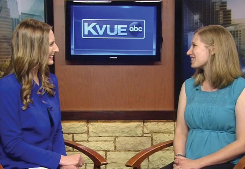 Dr. Shana Godfred-Cato, pediatrician at ARC Kyle Plum Creek shared tips for parents on KVUE-TV