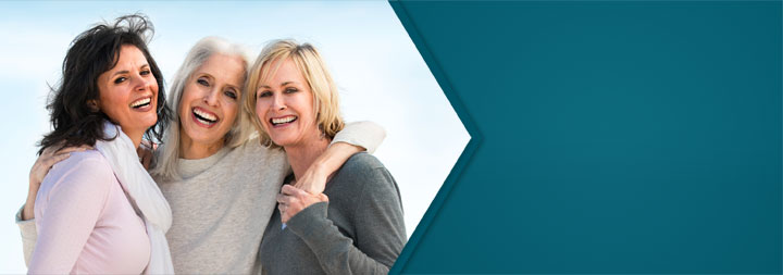 Menopause – healthy life transition. Learn more.